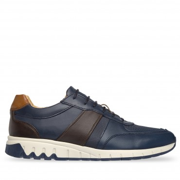 SNEAKER MARINO TRICOLOR FLY